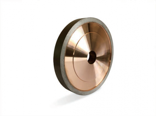 Metal-bond cemented carbide grinding wheel for tungsten carbide tools